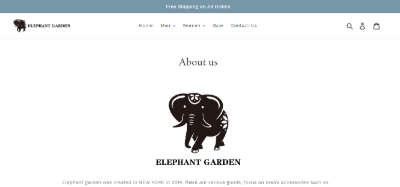 13.Elephant Garden