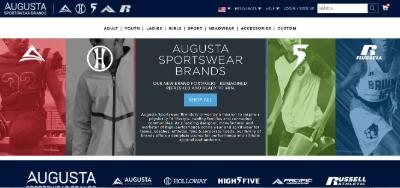 14.Augusta Sportswear