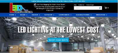 15. LED Lighting Wholesale Inc