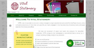 15. Vital Stationery