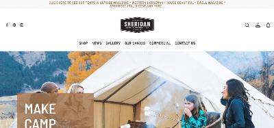 15.Sheridan Tents