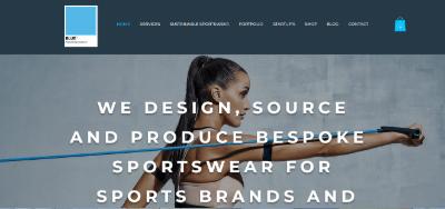 16.Blue Associates Sportswear