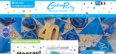 16.Creative Party