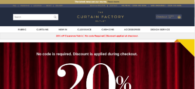 16.Curtain Factory Outlet