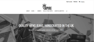 17.Empire Jeans