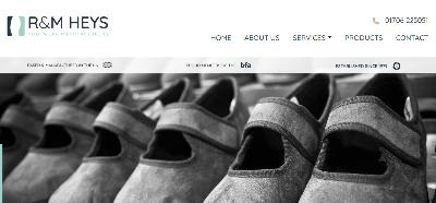 17.R&M Heys Footwear Manufacturers