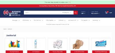 17.U.K. Business Supplies