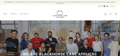 19.Black Horse Lane Ateliers