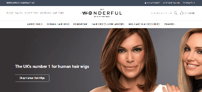 19.The Wonderful Wig Company
