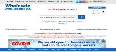 19.Wholesale Office Supplies Ltd.
