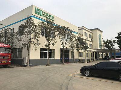 2. Suzhou Tianfeng Environmental Materials Technology Co., Ltd.