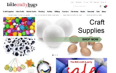 20.Little Crafty Bugs