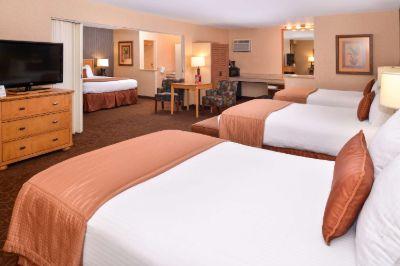 3. Hotel Bedding