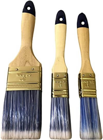 3.Paint Brushes