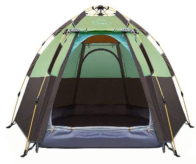 3.Pop-Up Tent