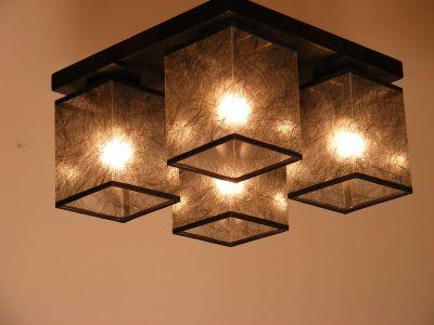4. Ceiling Lighting