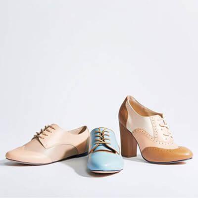 4. Foot Wear