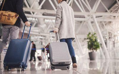 4. Travel Luggage