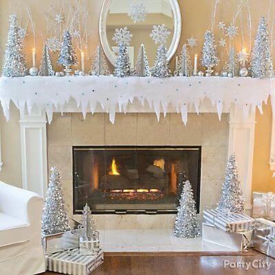 4.Snow Blanket