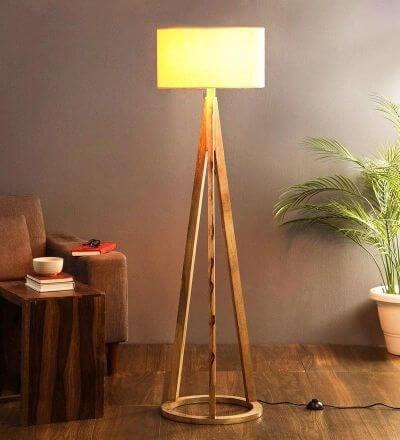 4.Tripod Lamps