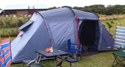 4.Tunnel Tent