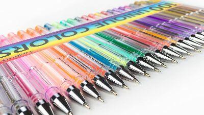 5. Gel Pens