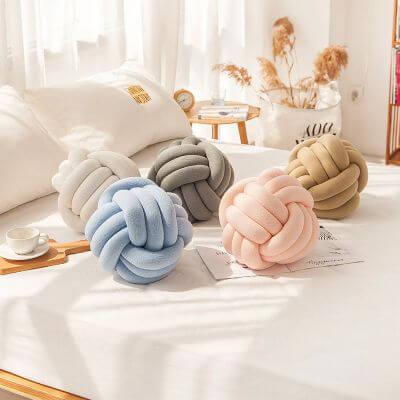 5.Decorative Pillows