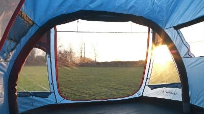 5.Inflatable Tent