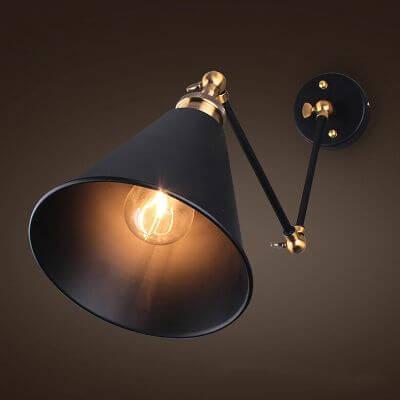 5.Swing Arm Lamps