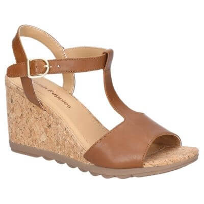 5.Wedge Sandals