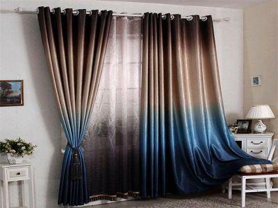 6. Eyelet Curtain
