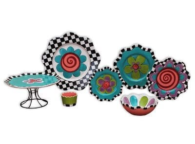 6. Paint Plates