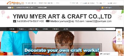 6. Yiwu Myer Arts & Crafts Co., Ltd.