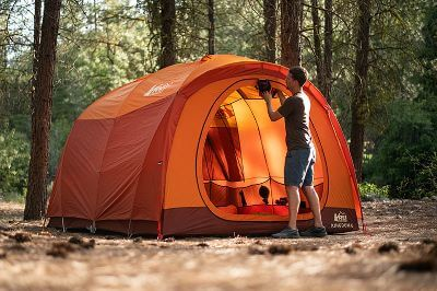6.Backpacking Tent