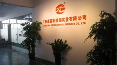 6.Guangzhou Xinlilai Apparel Industry Co., Ltd