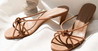 6.Strappy Sandals