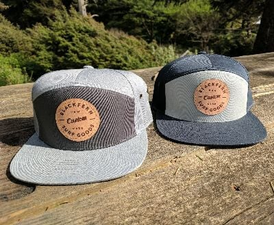7. Custom Hats