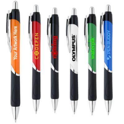 8. Custom Pen