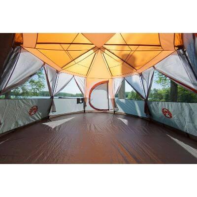 8. Tent