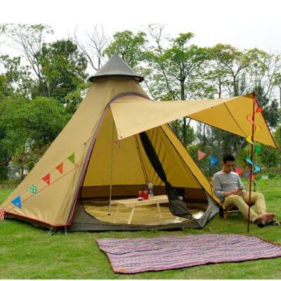 8.Pyramid Tent