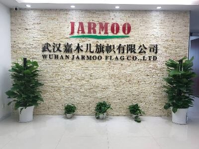 8.Wuhan Jarmoo Flag Co., Ltd.