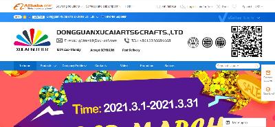 9. Dongguan Xucai Arts & Crafts Co., Ltd.