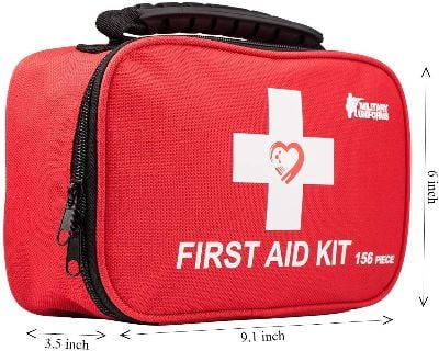9. First Aid kit