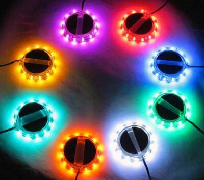 9. LED Lighting