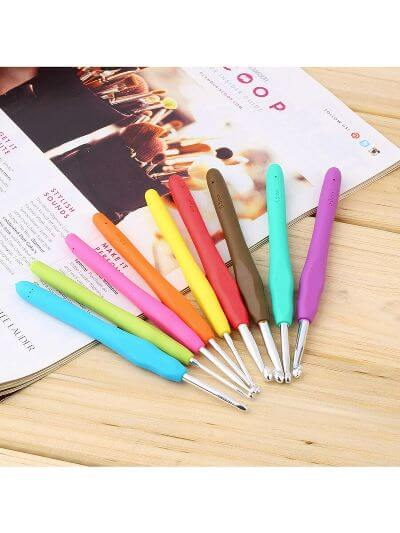 9. Soft-Grip Pens