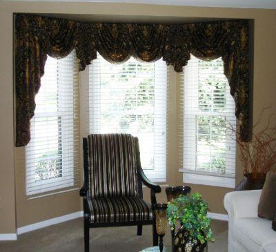 9. Window Scarf Curtain