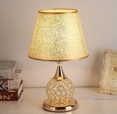 9.Table Lamps