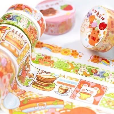 9.Washi Tape