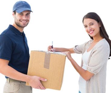 Craft Supplies Door to Door From Shipping