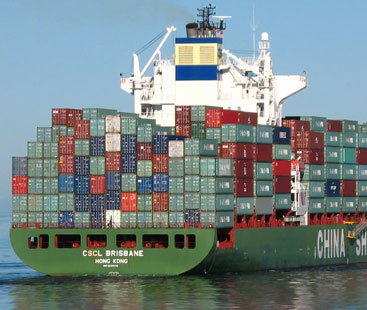 Luggage Sea Freight From Shipping